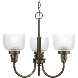 Archie Collection Three-Light Chandelier