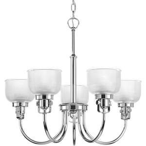 Archie Collection Five-Light Chandelier