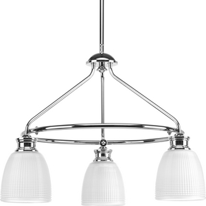 Lucky Collection Three-Light Chandelier