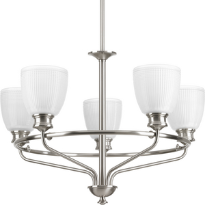 Lucky Collection Five-Light Chandelier