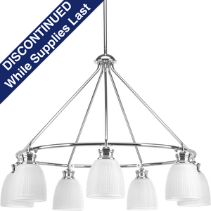 Lucky Collection Seven-Light Chandelier