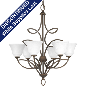 Monogram Collection Six-Light Chandelier