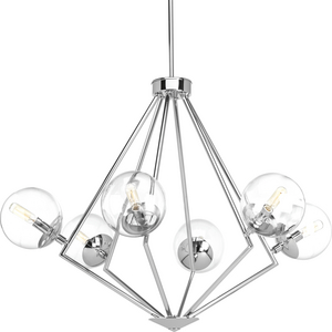 Mod Collection Six-Light Chandelier