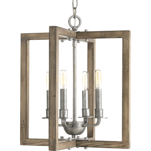 Turnbury Collection Four-Light Chandelier