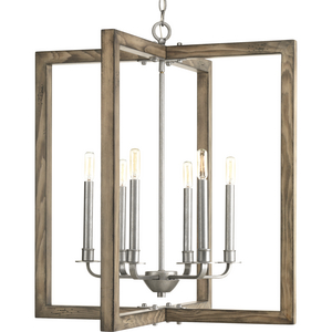 Turnbury Collection Six-Light Chandelier