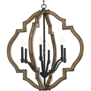 Spicewood Collection Six-Light Chandelier