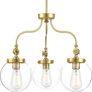 Penn Collection Three-Light Chandelier