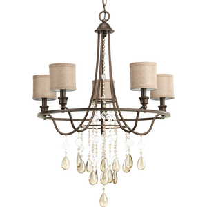 Flourish Collection Five-Light Chandelier