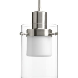 Moderna Collection One-Light LED Mini-Pendant