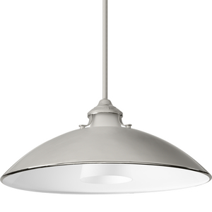 Carbon Collection One-Light Pendant