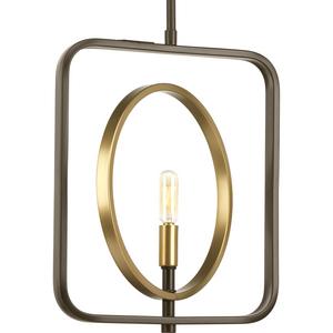 Swing Collection One-Light Mini-Pendant