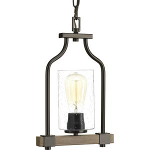 Barnes Mill Collection One-Light Mini-Pendant