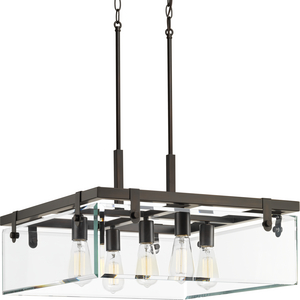 Glayse Collection Five-Light Pendant