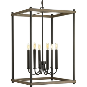 Fontayne Collection Six-Light Pendant