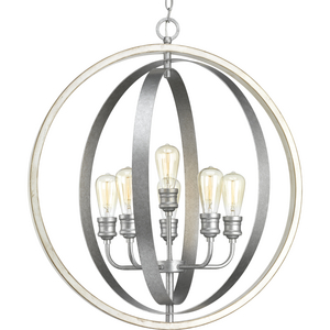 Conestee Collection Six-Light Pendant
