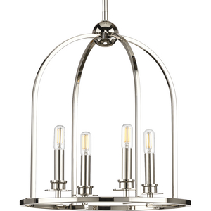 Seneca Collection Four Light Foyer Pendant