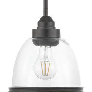Saluda Collection One-Light Mini-Pendant