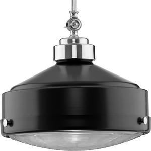 Loftin Collection Graphite One-Light Pendant
