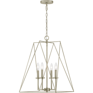 Ferncroft 4-Lt. Foyer Pendant