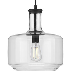 Latrobe Collection Black One-Light Pendant