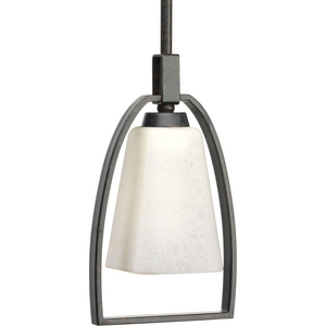 Ridge Collection One-Light Mini-Pendant