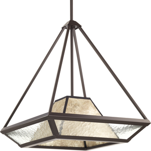 """Collins Collection One-Light 17"""" Pendant"""