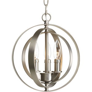 Equinox Collection Three-Light Sphere Pendant