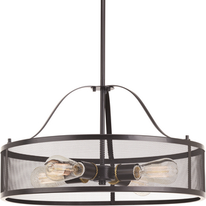 Swing Collection Four-Light Pendant