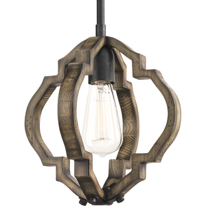 Spicewood Collection One-Light Mini-Pendant