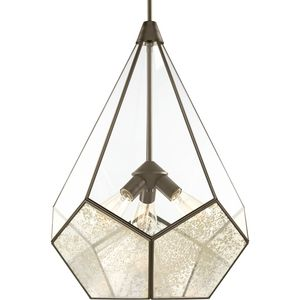 Cinq Collection Three-Light Pendant