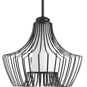 Finn Collection One-Light Large Pendant