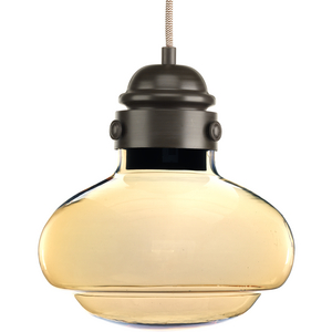 Beaker Collection One-Light LED Mini-Pendant