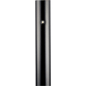 Outdoor 7' Aluminum Post with Photocell