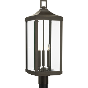 Gibbes Street Collection Three-Light Post Lantern