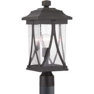 Abbott Collection One-Light Post Lantern