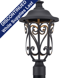 Leawood Collection LED One-Light Post Lantern