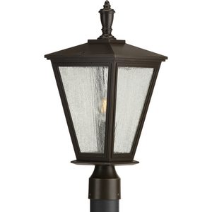 Cardiff Collection One-Light Post Lantern with DURASHIELD