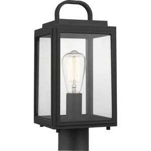 Grandbury Collection One-Light Post Lantern with DURASHIELD