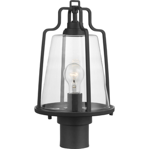 Benton Harbor Collection One-Light Post Lantern with DURASHIELD