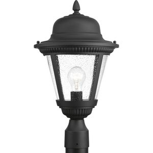 Westport Collection One-Light Medium Post Lantern