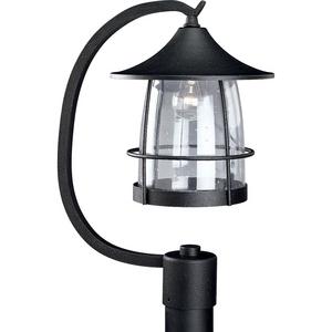 Prairie Collection One-Light Post Lantern
