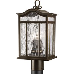 Meadowlark Collection Three-Light Post Lantern