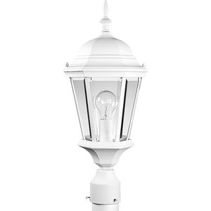 Welbourne Collection One-Light Post Lantern