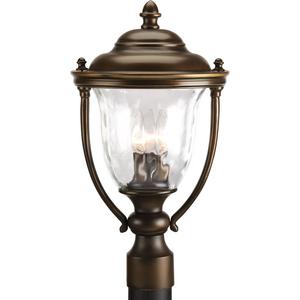 Prestwick Collection Three-Light Post Lantern