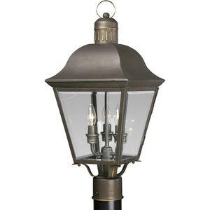 Andover Collection Three-Light Post Lantern