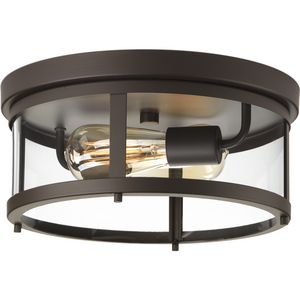 """Gunther Collection 12-5/8"""" Flush Mount"""