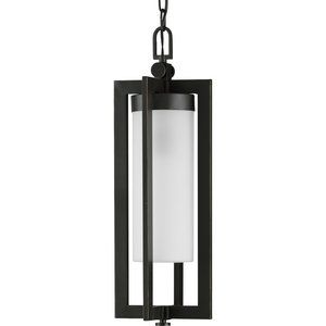 Janssen Collection Oil Rubbed Bronze One-Light Hanging Lantern
