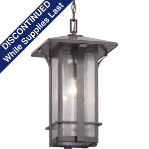 Cullman Collection One-Light Hanging Lantern
