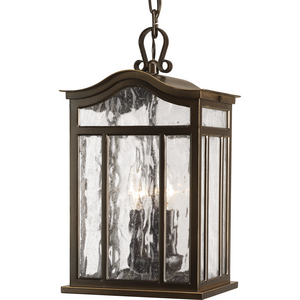 Meadowlark Collection Three-Light Hanging Lantern