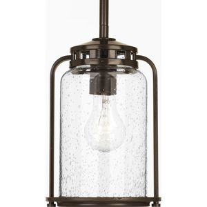 Botta Collection One-Light Small Hanging Lantern